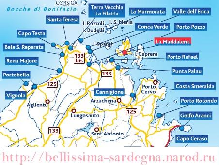 Isole Sardegna Cartina.Guida Turistica Della Bellissima Isola Sardegna Per Voi